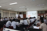 Mengajar di PT KIA Ceramics, Tbk